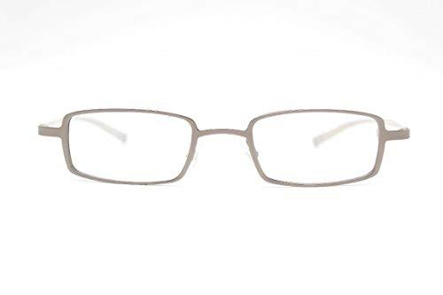 Humphrey's by Eschenbach 2492 31 46[]19 140 Grau oval Brille Brillengestell Neu