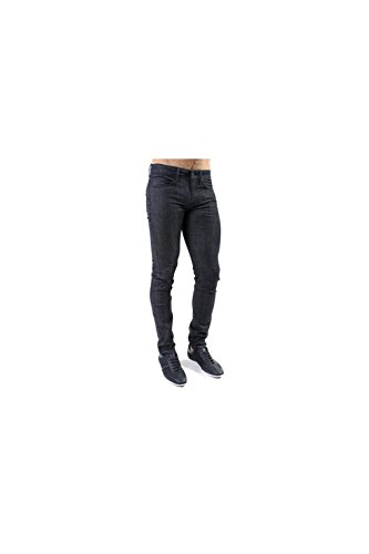Jeans Skinny Comfort Bleu brut