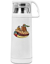 japan-cute-cartoon-festival-boat-cool-thermos-vacuum-insulated-stainless-steel-bottle