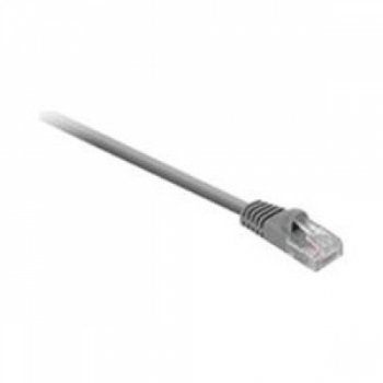 V7 V7E2C5S-03M-GYS - CAT5E STP 3M GREY SNAGLESS - PATCH CABLE RJ45 MALE TO MALE (Snagless Cat5e Patch)