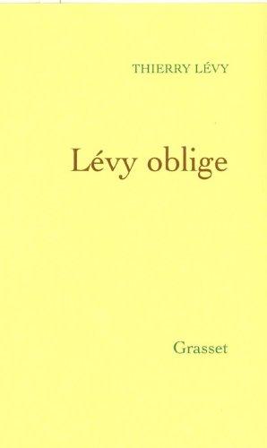 Lévy oblige