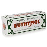 Euthymol Original Toothpaste 75ml Case of 6 by Heinz