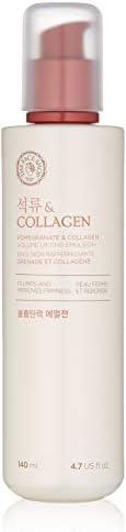 The Face Shop Pomegranate & Collagen Volume Lifting Emulsion, 14