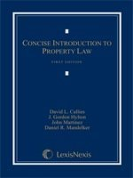concise-introduction-to-property-law-2011-1st-first-edition-by-david-l-callies-j-gordon-hylton-john-