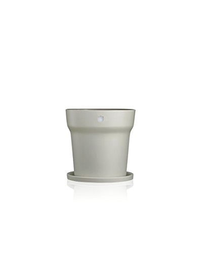ropot–Smart Maceta. Oficial Versión Europea. Tiempo real Sensores para suelo fertilidad,–feuchtigkeitsgrad. iOS y Android App.