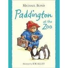 Paddington at the Zoo (Paddington Book & CD) by Michael Bond (2009-02-05)