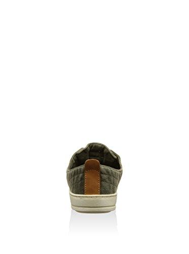 Timberland Ekhoksthand Ox, Scarpe da Ginnastica Uomo Verde