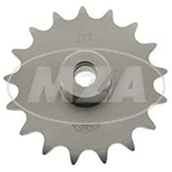 KEBA Abtriebskettenrad, Ritzel 17 Zähne (17Z.) für SR1, SR2, SR2E, KR50, SR4-1