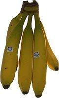 amorebio Bio Bananen Farbe 4-5 gelb/grün (1 x 1000 gr)