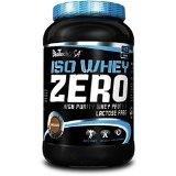 Biotech USA 10002021210 Isowhey Zero Lactose Free Protéine Saveur Noisette