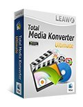 Leawo Total Media Converter MAC Vollversion (Product Keycard ohne Datenträger) - Lebenslange...
