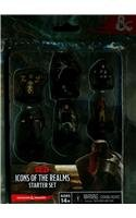 Dungeons & Dragons Miniatures Heroes Starter Set por Wizkids