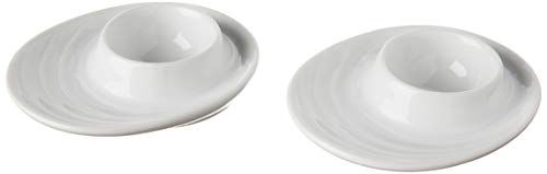 Kuchenprofi 0750828202 œuf, Lot de 2 Tasses en Porcelaine Rigide
