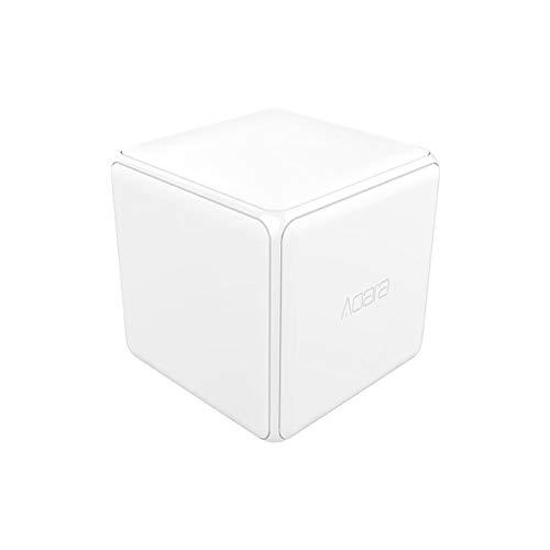 Jerome10Dan Aqara Magic Cube Controller Sechs Steuerungen für Smart Home-Geräte programmierbar