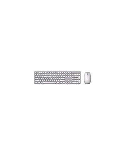 ASUS W5000Tastatur + Maus Wireless Farbe Weiß