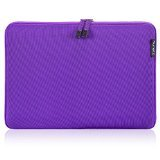 Best Case For Macbook Pro 13.3s - Runetz 13-inch PURPLE Soft Sleeve Case Cover Review