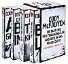 Cody McFadyen Schuber - 4 Bände Die Blutlinie/ Der Todeskünstler/ Das Böse in uns/ Ausgelöscht