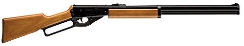 Crosman Sheridian Cowboy | Escopeta de balines de Acero (perdigones BB's 4,5mm) Tipo Winchester. Arma de Aire comprimido de Carga Manual