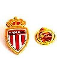 as monaco Pin Badge Logo