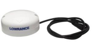 Lowrance Point-1 Baja GPS Antenne mit N2K Kit & Kompass Baja Gps