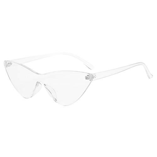 iYmitz Sonnenbrille Mode, Unisex Vintage Auge Farbe Retro Strand Klassische Mode Strahlung Schutz...