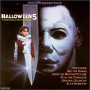 Halloween 5: The Revenge Of Michael Myers - Original Motion Picture Soundtrack by unknown (1994-08-02)