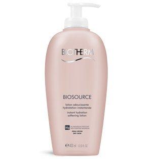 Make-up Entferner lozione tonificante addolcente per pelli secche biosurce 400 ml