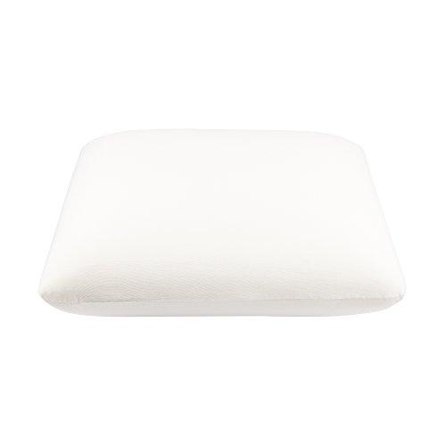 The White Willow mousse à mémoire carré d'oreiller chambre decorative Coussin blanc insert ensemble de 4 pièces de 12 \\