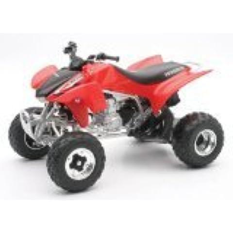 1:12 Scale 2009 Honda TRX 450R Diecast Atv Model by New Ray Toys