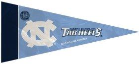 North Carolina Tar Heels Mini Pennants–8-teiliges Set