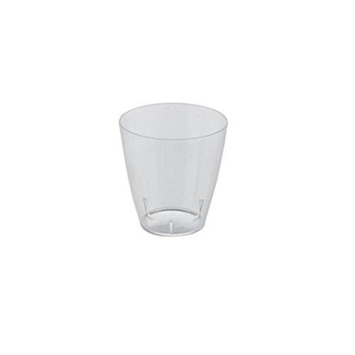 DESTOCKAGE, Lot 25 verres verrines ronds