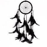 Beautylife Dream Catcher Car Home Decor Feder handgefertigte American Indian Traumfänger (Dream Home Decor Catcher)