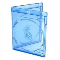 Amaray - Cajas de repuesto dobles para Blu-Ray (50 unidades)