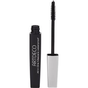 Artdeco All in One Mascara Waterproof Nr. 71 Black, 1er Pack (1 x 1 Stück)