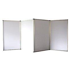ibiza-lycra-djscreen-120-120-x-70-x-3-cm-plegable-dj-protector-de-solo-panel-4-paneles-juego-marco-d