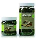 Komodo Complete Tortoise Food Formula Cucumber 340g by HAPPY PET