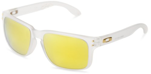Oakley Sonnenbrille Holbrook, Matte Clear, One size, - Sonnenbrille Holbrook White