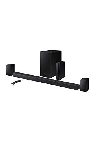 SAMSUNG HW-R470 Barre de Son 4.1 Bluetooth - 240W - Enceintes Arriere sans Fil - Caisson de Basse sans Fil - Noir