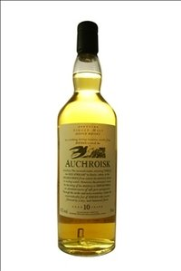Auchroisk 10 Year Old - Flora and Fauna Single Malt Whisky by Auchroisk