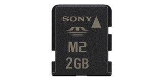 Sony Ericsson 2GB Micro Memory Stick mit USB Adapter -