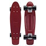 Penny Skateboard complet Burgundy 22'