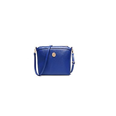 La donna pu Casual / evento/festa / Esterni / Shopping Bag imposta,blu Fuchsia