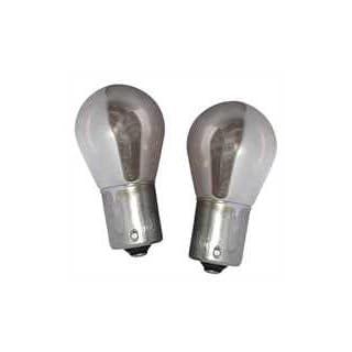 BA15S01C - PY21W Verchromte Birne BA15S 12V 21W (gegenüber liegende Pins) Blinkerlampe