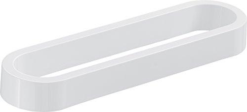 Gedy – Porte-serviettes Mindy 30 cm (84213002100) Blanc