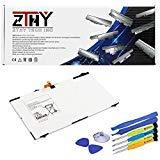 K KYUER 3.85V 22.6Wh EB-BT810ABA EB-BT810ABE Tablet PC Batteria per Samsung Galaxy Tab S2 9.7' SM-T810 SM-T815x SM-T817x SM-T815C SM-T815N0 SM-T817W SM-T817A SM-T817T SM-T817P SM-T819 SM-T819Y