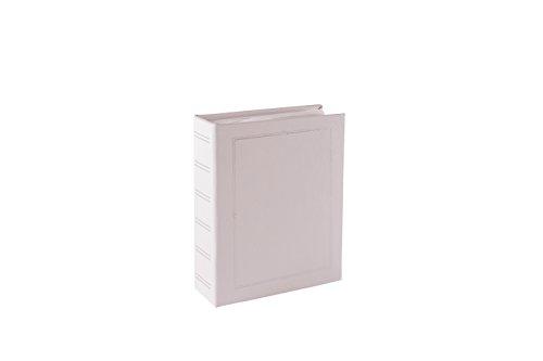 Ceanothe 721661 venus-album fotografico matrimonio, con 100 foto, 11,5 x 15 cm, colore: bianco