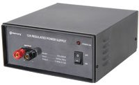 p9 V- switching 13.8 V 15 A Bench top Power Supplies