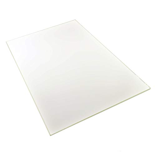 Cristal de borosilicato para su Heatbed 200x 300mm