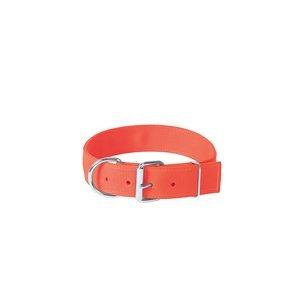 weaver-hefty-hound-nylon-collar-size1-3-4-x-25-colorblaze-orange-by-weaver