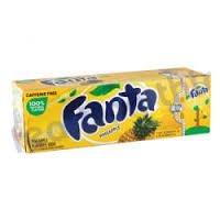 Fanta Pineapple / Ananas 12x 355ml aus USA